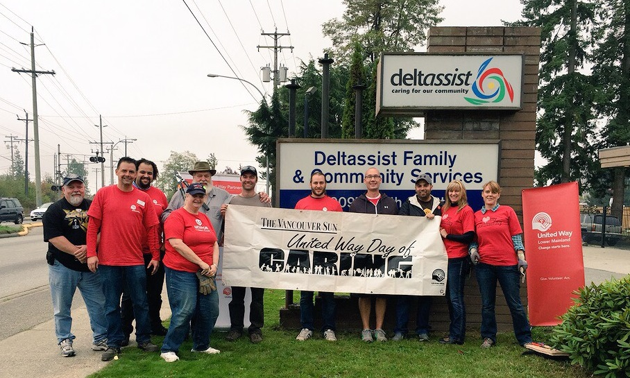 Labour Day of Caring
